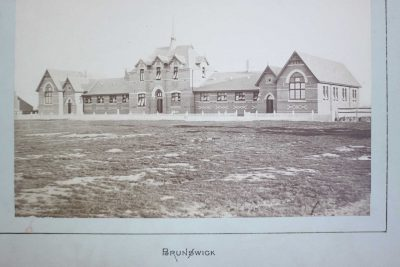 Brunswick Primary School (then)