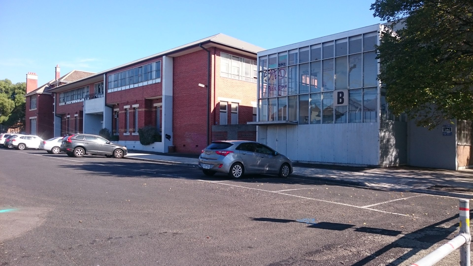 Former Moreland High School