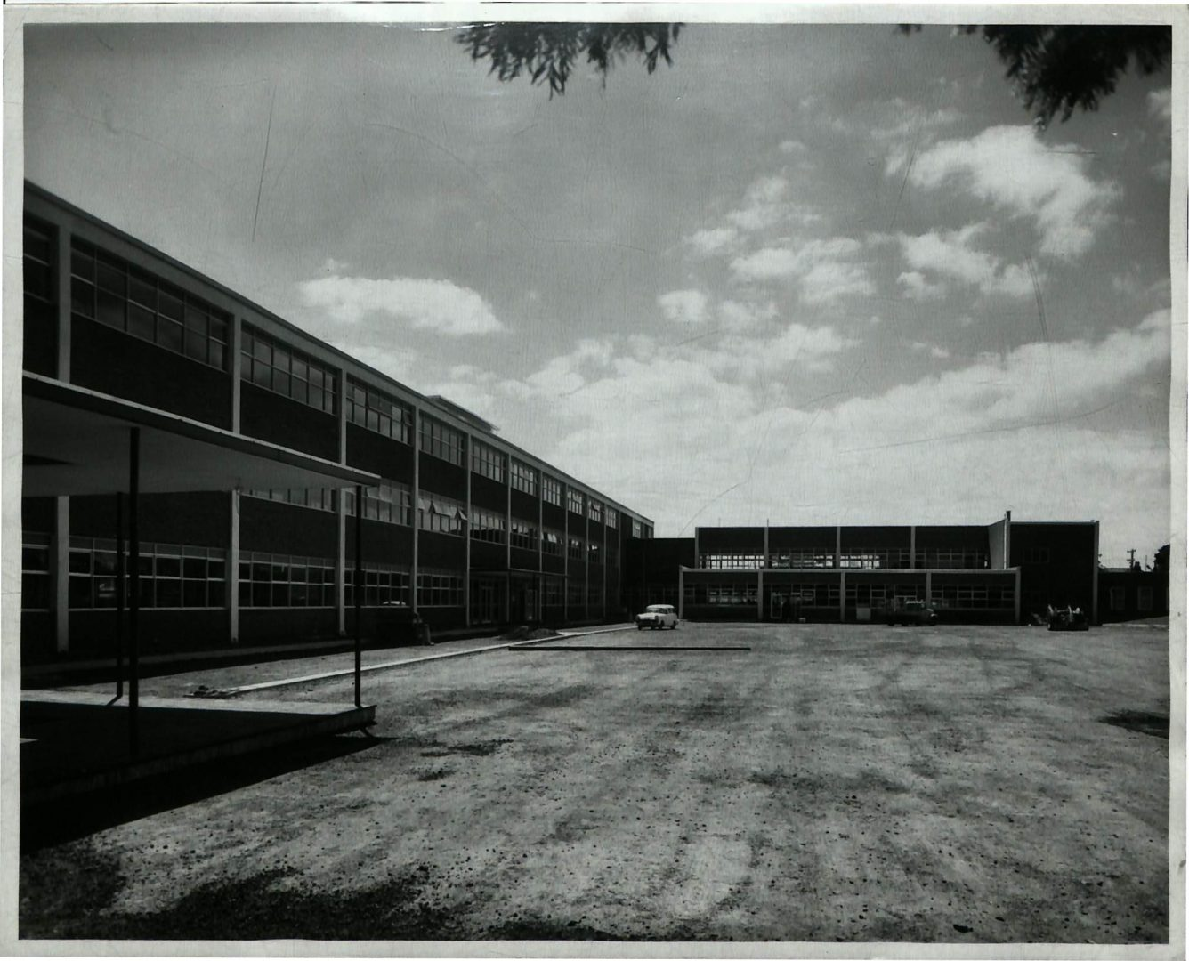 Original Prahran High School