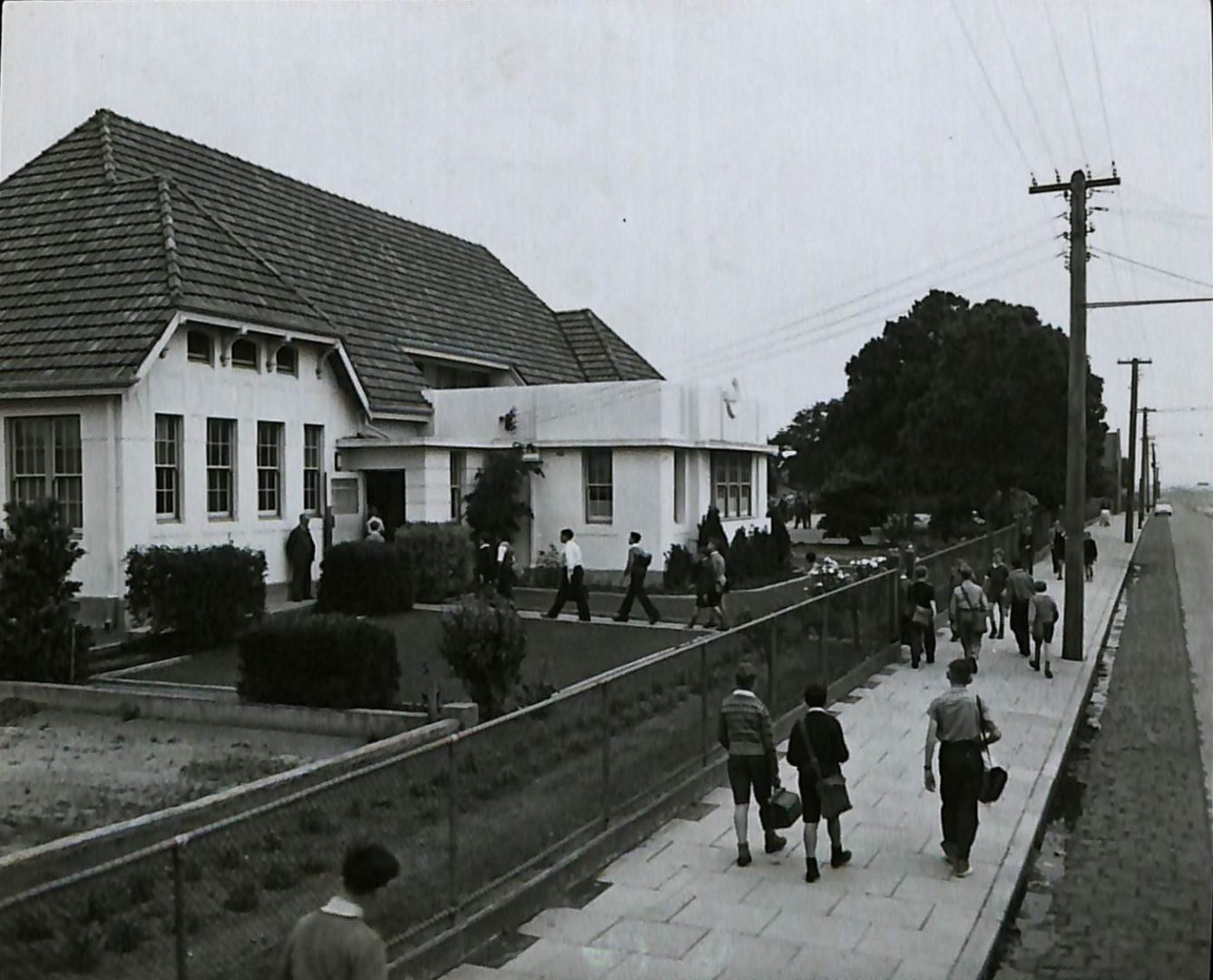 Brunswick West Primary School then
