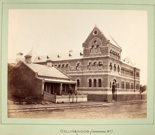 Collingwood Primary School (Cambridge Street) then