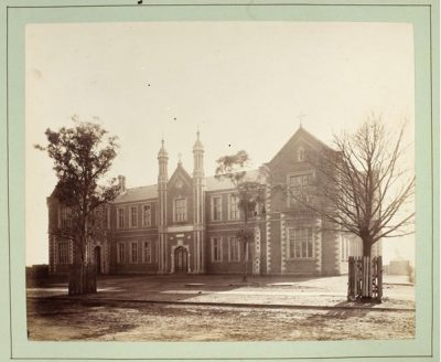 South Melbourne PS (Dorcas Street) then