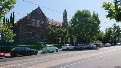 Hawksburn Primary School now