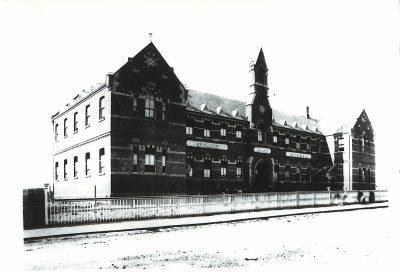 Hawksburn Primary School then