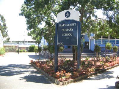Heidelberg West Primary School then