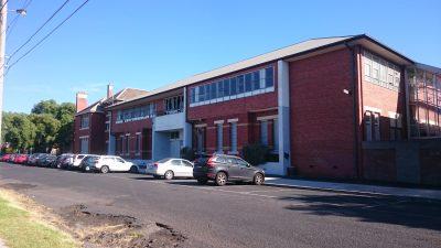 Moreland High School now