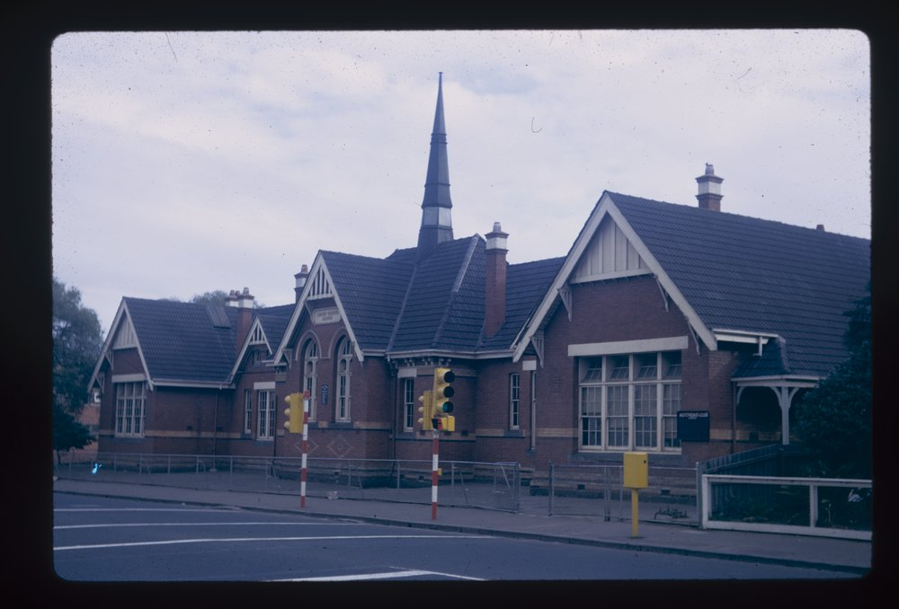 North Melbourne Primary School - Boundary Road - then