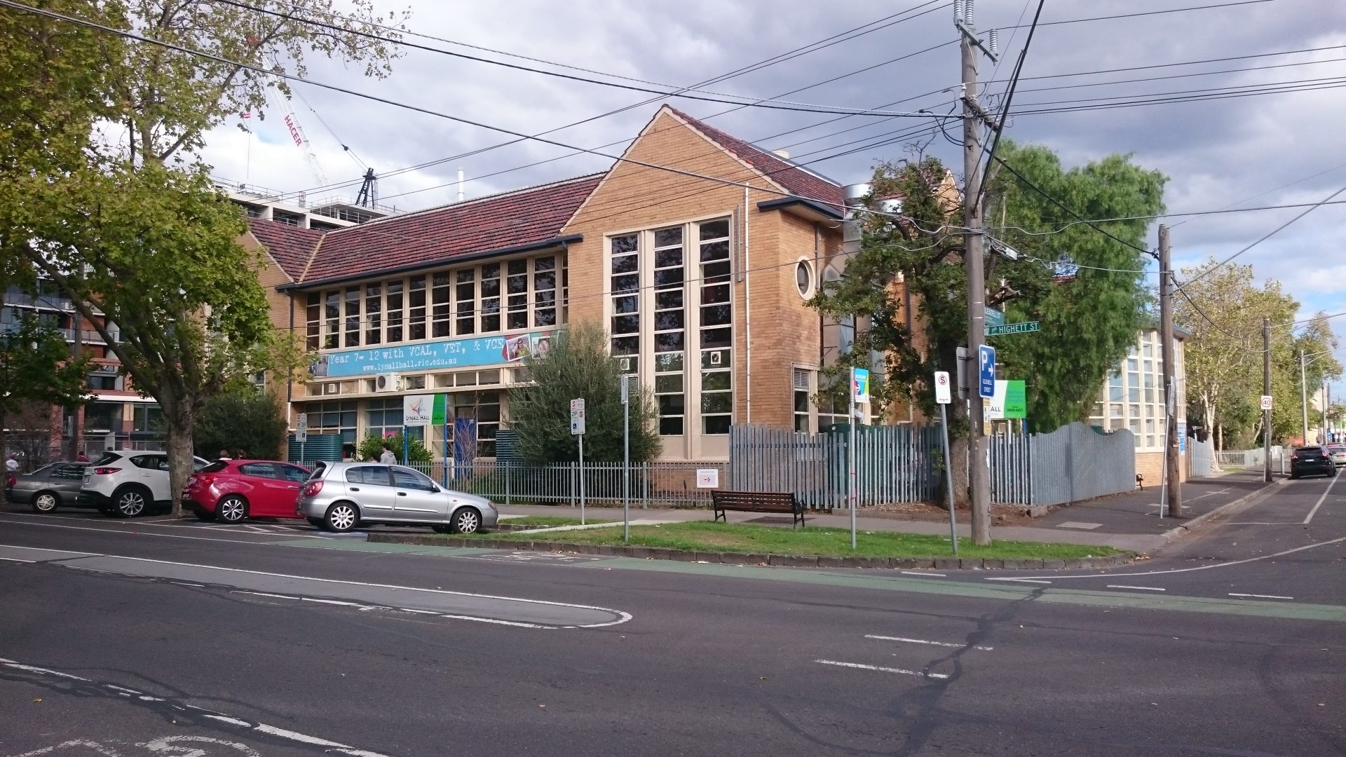 Lynall Hall Community School