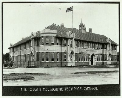 South Melbourne Technical School then