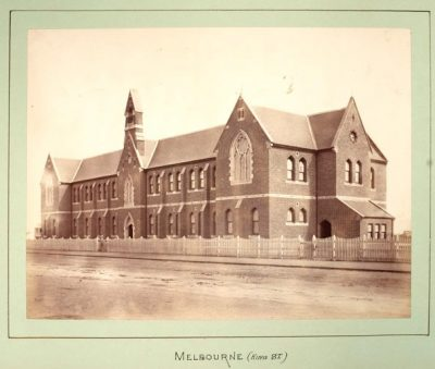 West Melbourne Primary School then