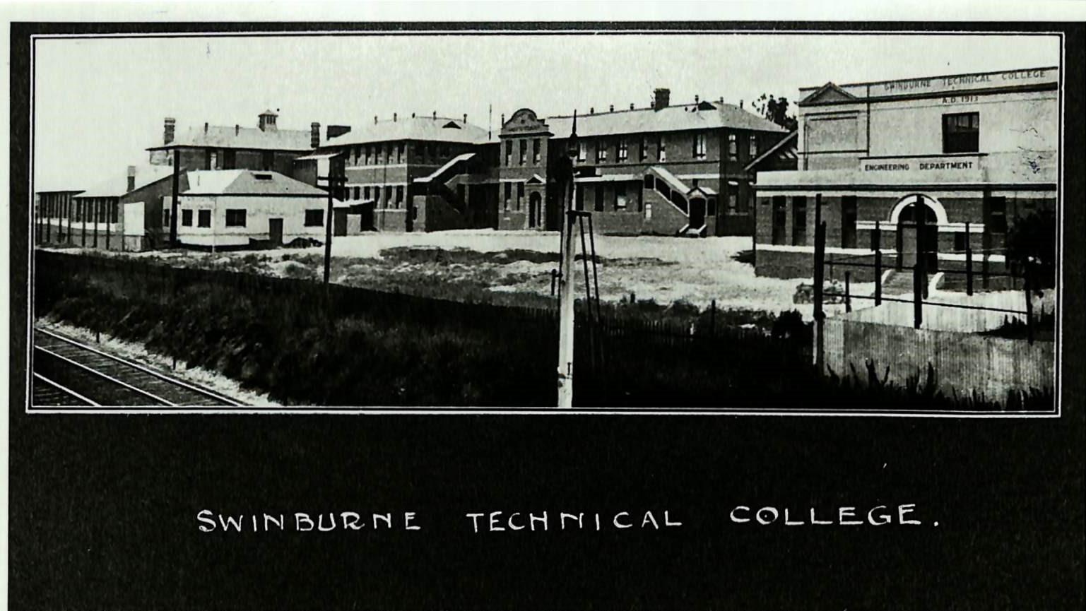 Swinburne Technical School then