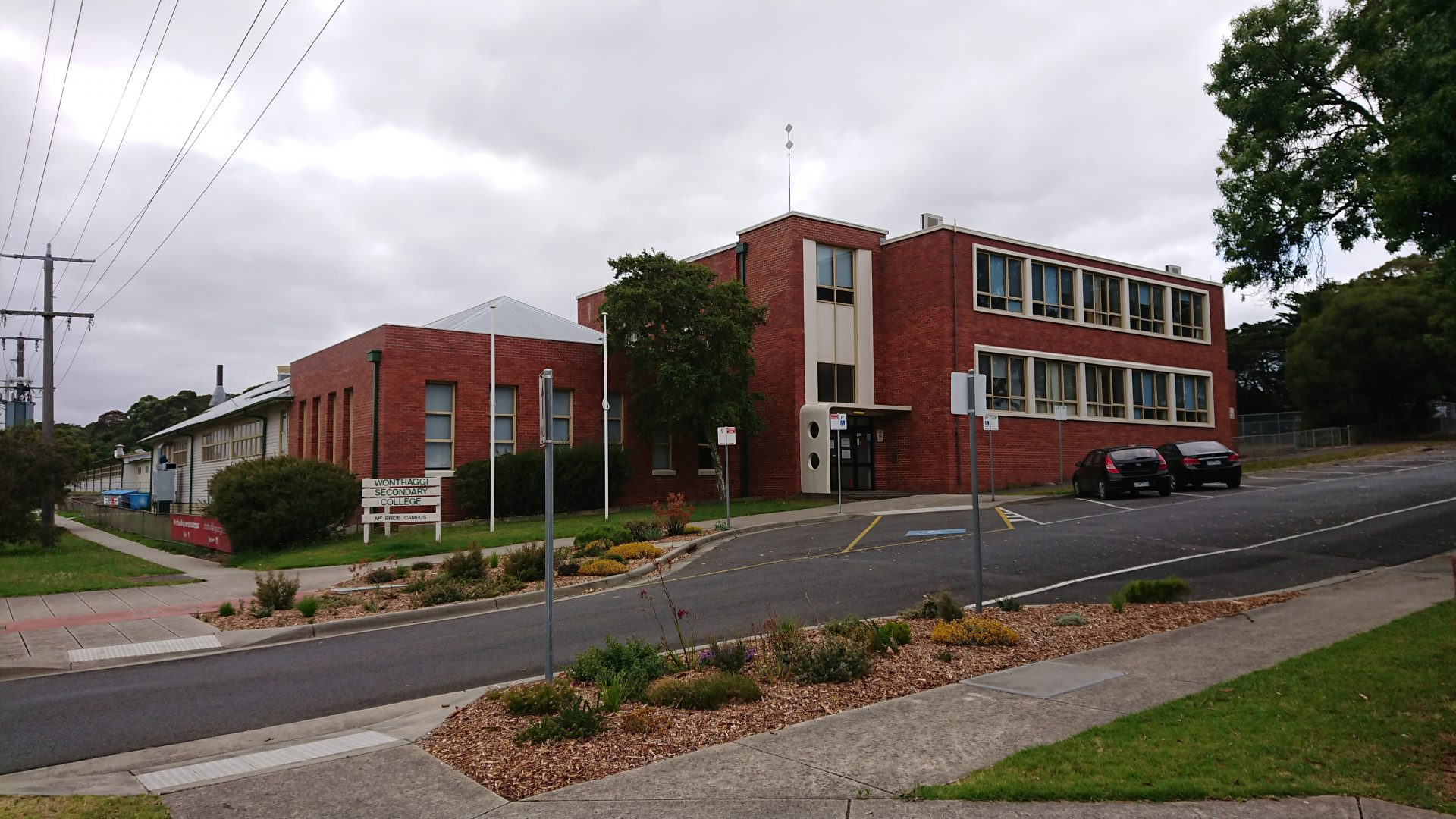 Wonthaggi Technical School now