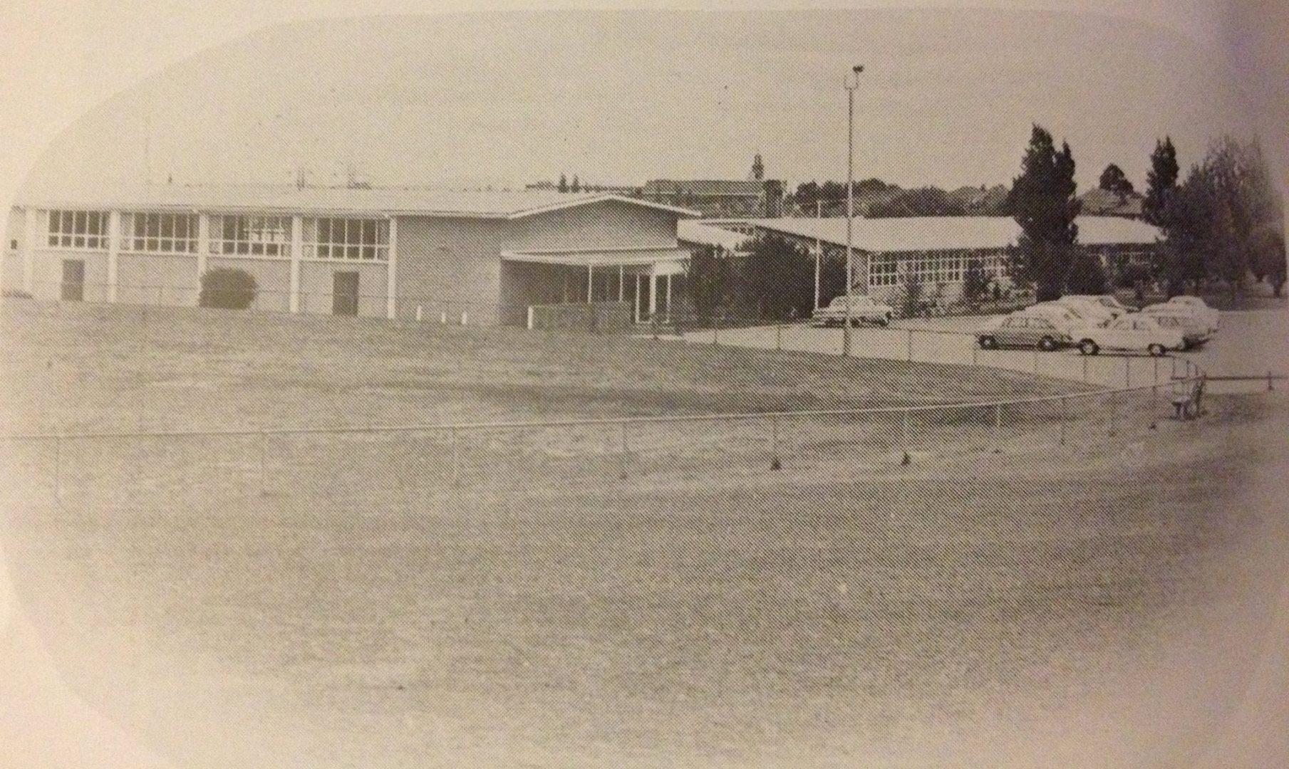 Waverley High School Then