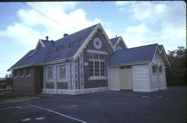 Burwood Primary School then