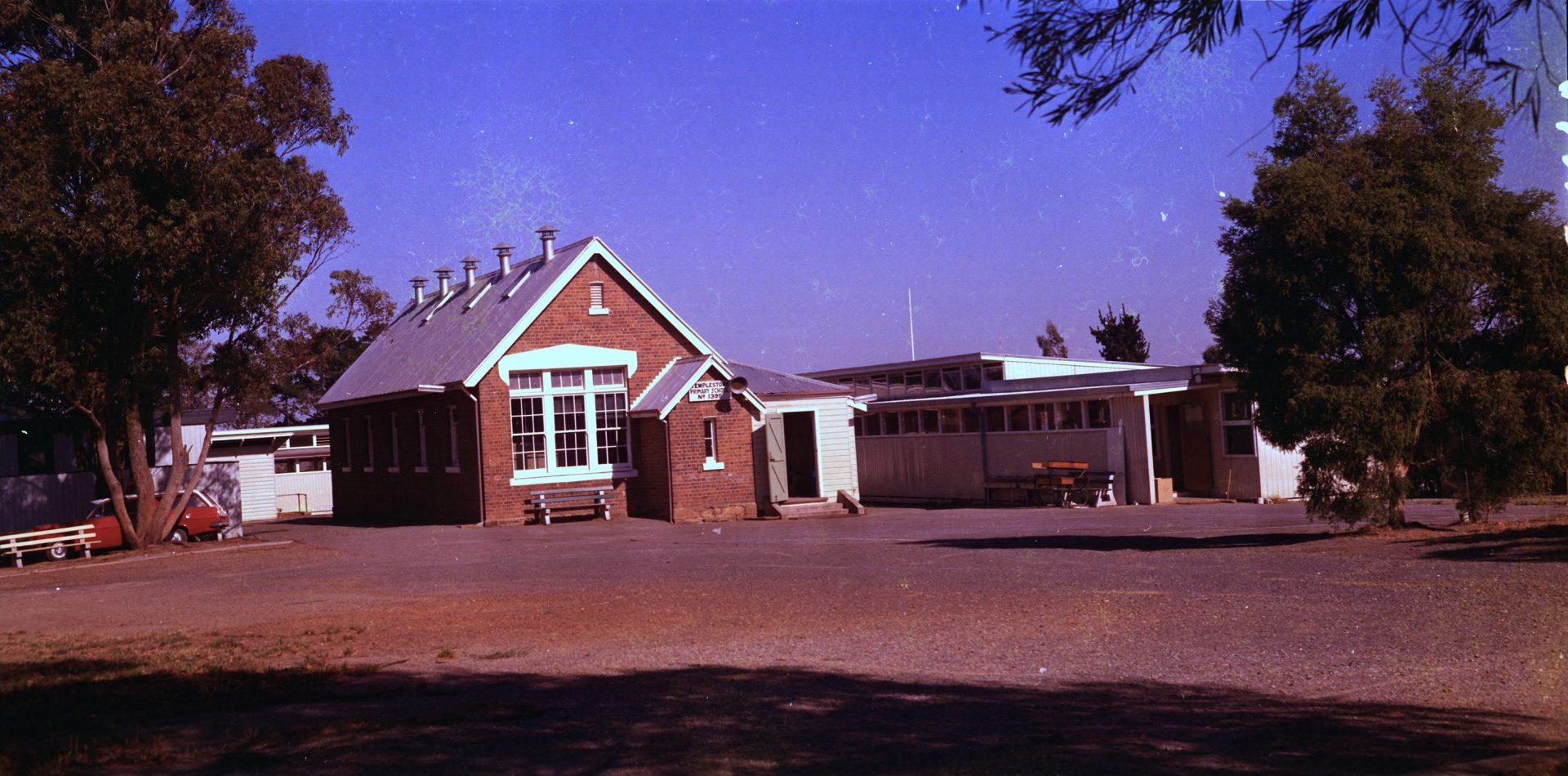 Templestowe Primary School then