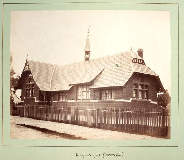 Ballarat East Primary School (Queen Street) then