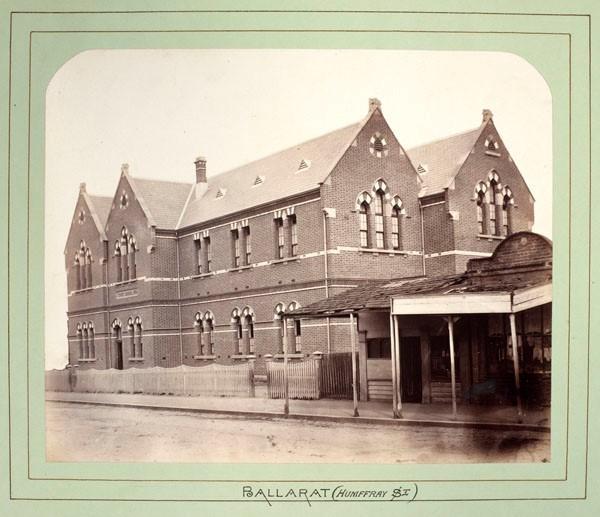 Ballarat Primary School (Humffray Street) then